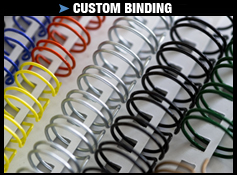 Copy Central Glendale | Custom Binding