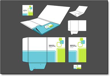 Copy Central Glendale | Presentation Folders